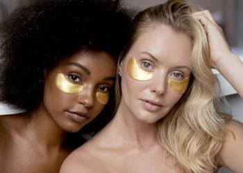 Beautologylab gold eye mask