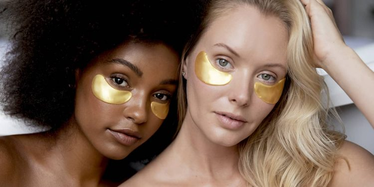 Beautologylab gold eye mask