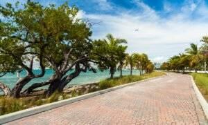 Hobie Island Beach and Virginia Key