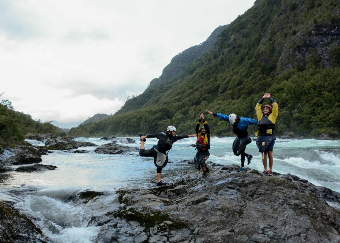 Patagonia Yoga Retreat Water