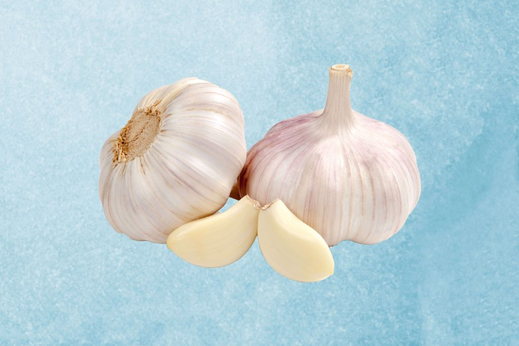 Garlic for Immune Boosting